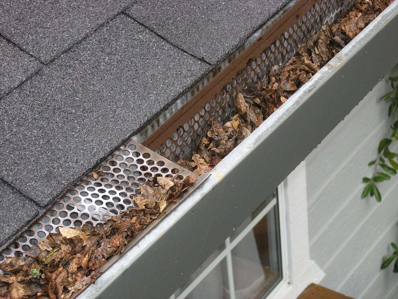 Gutter Repairs - Roof Repairs Dublin