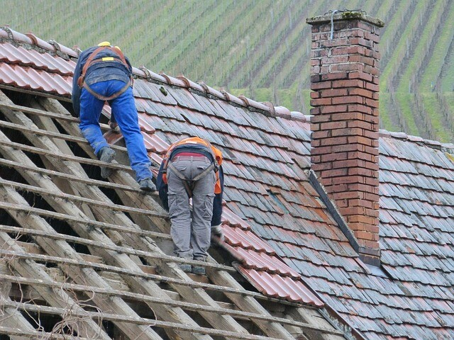 Chimney Repairs - Dublin Roof Repairs
